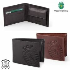 Sports Leather Bifold Wallets for Men
