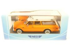 Chevrolet Suburban Ambulance (orange/white) 1970