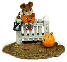 Wee Forest Folk Retired Pickity Pumpkin