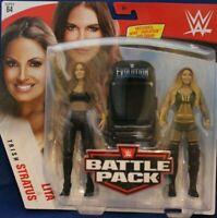 Mattel WWE Series 64  Battle Pack Lita & Trish Stratus Action Figure