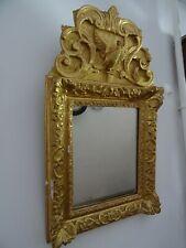 Miroir DORE baroque