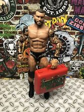 WWE Mattel Elite Randy Orton Figure Best of PPV TRU Red Money in Bank Briefcase