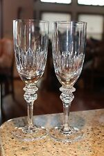 ROGASKA STEMWARE LOT OF 2~PATTERN?? EXCELLENT FIND~PRETTY