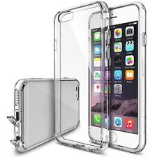 Soft TPU Clear Premium Crystal Bumper Case with Back Case for iPhone 6s 4.7''