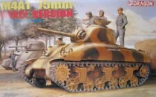 1/35 Dragon M4A1 Sherman w/75mm Gun Early Type #6048
