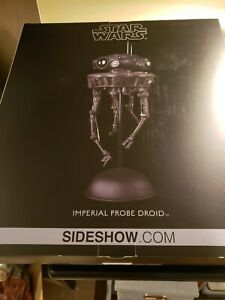 Star Wars IMPERIAL PROBE DROID Sideshow Collectibles Sixth SCALE Figurine