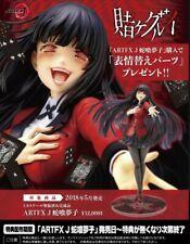 Kotobukiya ARTFX J Kakegurui Jabami Yumeko Figure Character Model Toy No Box
