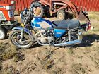1976 Honda CB  1976 Honda CB360T    788 Original Miles    Wrecked