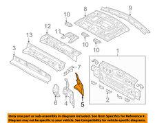 Vw Volkswagen Oem 12-18 Passat Rear Body-Tail Lamp Pocket Right 561813392B