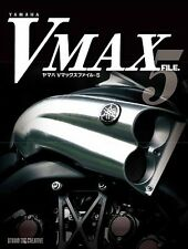YAMAHA VMax File #5 Fan Part & Mechanical Book