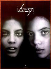 IBEYI S/T 2015 Ltd Ed RARE New Large Poster +FREE Soul/Folk/Rock/Indie Poster!