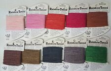 Rainbow Gallery petite Very Velvet Thread collection Red Range