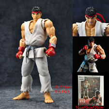 S.H.Figuarts Street Fighter V No.01 RYU Action Figure Fighting Body