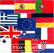 GASTLANDFLAGGE BOOTSFAHNE GAST-FAHNE LANDFLAGGE FLAGGEN BOOTSFLAGGE EUROPA FLAGG