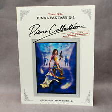 Final Fantasy X-2 Piano Collections Score - GAME MUSIC NEW