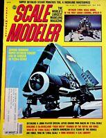 Vtg Scale Modeler Magazine November 1979 Steam Powered Tug F4u-1D Corsair m136