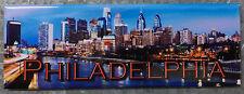 Philadelphia Skyline Fridge Magnet
