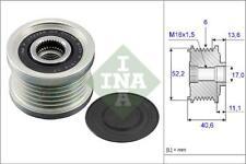 Poulie alternateur roue libre debrayable INA 535 0044 10 pour Nissan