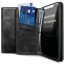 For LG Stylo 6 Leather Wallet Case Magnetic Flip Card Holder Phone Cover