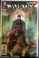 Justice League #35 NM- 1st Print DC Comics New 52