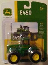 ERTL 1/64 JOHN DEERE 8450 Die-Cast Metal Tractor** NEW IN PACKAGE **