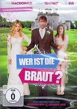 DVD NEU/OVP - Wer ist die Braut - Kelly MacDonald, Alice Eve & David Tennant