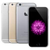 Apple iphone 6 6 Plus 16 /64 / 128GB Unlocked 4G LTE Gold Silver Grey Smartphone