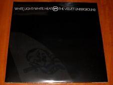 THE VELVET UNDERGROUND WHITE LIGHT WHITE HEAT 2x LP 45th ANNI VINYL 180g EU New