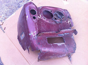 Rolls Royce Silver Shadow front Right Wing or Fender front section from 1974