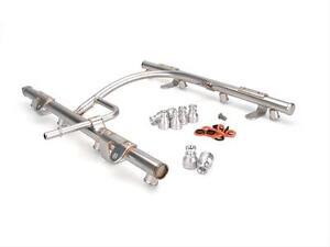 FAST 146021-KIT OEM Non-Billet Type Fuel Rail Kit for LSXR 102MM Intake Manifold