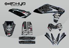 KIT ADESIVI GRAFICHE ANCHOR per moto SM 610 dal 2005 al 2010 DECALS