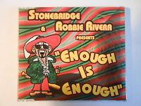 "STONEBRIDGE & ROBBIE RIVERA : ENOUGH (12"") [ ON THE BEAT - CD-MAXI - PORT 0€ ]"