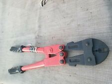 """Swaging Crimping Tool 18"""" Wire Rope Cable Hand Swager Crimper Crown Bolt"""