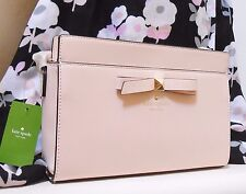NWT Kate Spade Hancock Park Angelica Leather Bag Antilles Bubbles Pink New $278