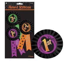 Festoni , ghirlande e striscioni arancioni marca Amscan per feste e party halloween