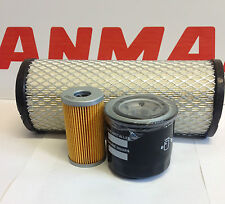 OE Filters Air Oil Fuel Yanmar Takeuchi TB135/145 3&4TN