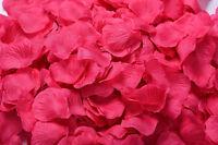 Rose Petals 100 pcs ~Wedding Flowers Party Centerpieces