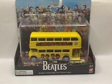 Corgi The Beatles Sgt Pepper Album Cover Double Decker Bus Die Cast Collectable!