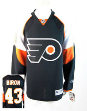 Reebok Philadelphia Flyers official replica NHL Jersey (Martin Biron 43) - XL