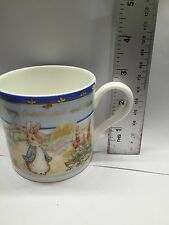 Wedgwood tasse Peter Rabbit millénaire (2000)/MUG Cup 50184004202 Genuine