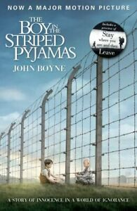 The Boy in the Striped Pyjamas by Boyne, John Paperback Book The Cheap Fast Free