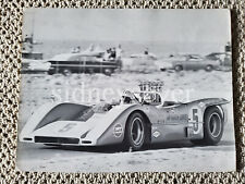 1968 CAN-AM Denny Hulme McLAREN - Large Racing Photo