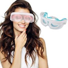 LED Beauty Eye Massager Mask Spectrometer Eyes Care Hot Compress Eye Mask Photon
