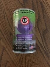 Ekobrew Refillable K-cup for Keurig Brewers, 1-Count B0051SU0OW