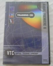 Vtc Training Cd Adobe Premiere 6 WinMac Cross Platform Schaeffer Sofware New
