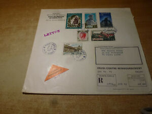 1971 MONACO COVER ENVELOPE FIRST DAY COVER