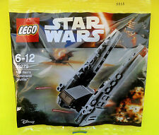 Lego Star Wars 30279 Kylo Ren`s Command Shuttle Polybag Starwars Neu Ovp