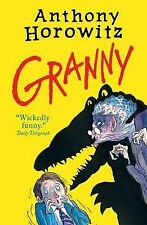 Granny by Anthony Horowitz (Paperback, 2015)