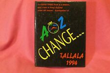 1994 Talladega High School Yearbook, Talladega, Alabama Annual