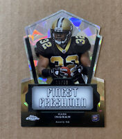 Mark Ingram 2011 Topps Chrome CRYSTAL ATOMIC REFRACTOR SP RC #/50